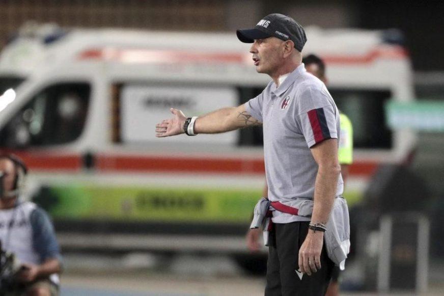 Mihajlović u suzama molio doktore da ga puste na utakmicu, zbog njegovih riječi IGRAČI PLAKALI