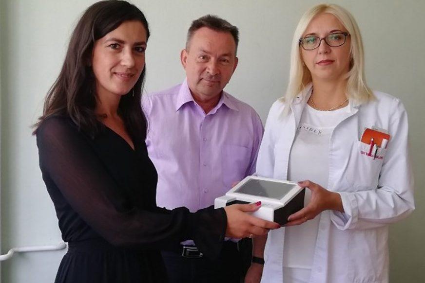 M:tel poklonio dijagnostički aparat Domu zdravlja Drvar