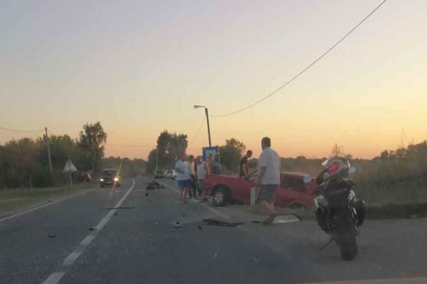 STRAVIČAN SUDAR Dvije osobe POGINULE u nesreći na putu Bijeljina - Tuzla (VIDEO)