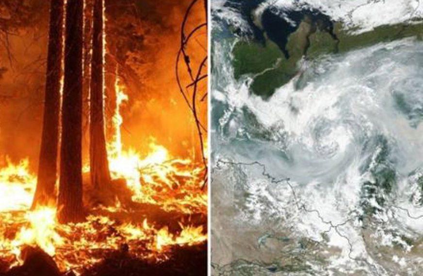 Brazil angažuje 44.000 vojnika zbog požara u Amazonu