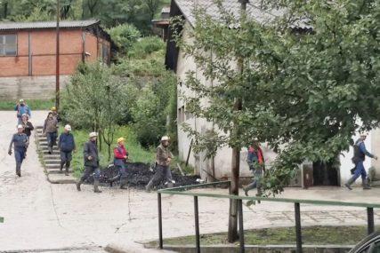 NIKO NE ZNA ŠTA DALJE Rudari nakon 48 sati konačno izašli iz jame kod Zenice