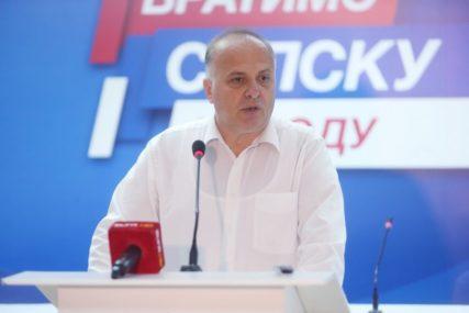 """""""NE DAJU ODGOVORE"""" Stanić kaže da bi javnost Srpske trebala dobiti informacije o aferi """"respiratori"""""""