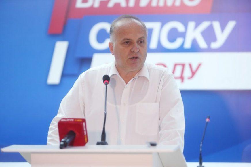 Stanić: Informacija da je u Prijedoru bilo još prekida hladnog lanca skandalozna