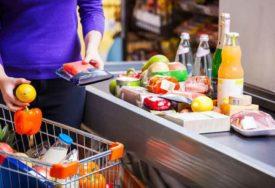 DECEMBARSKA POTROŠAČKA KORPA Iznos za hranu nedostižan građevinarima, trgovcima, ugostiteljima