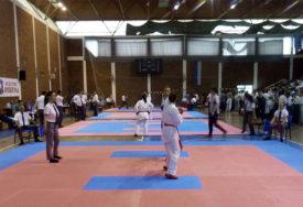 UČESTVOVALO 200 SPORTISTA U Višegradu održano Prvenstvo Srpske u karateu