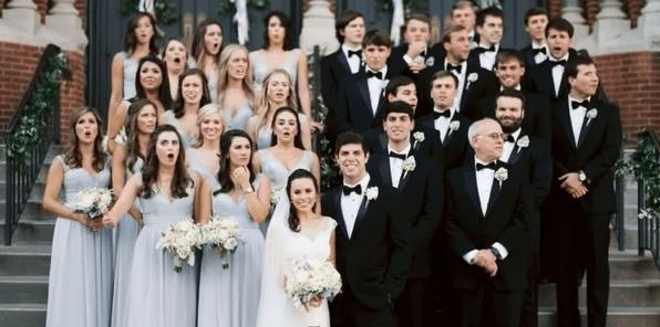 IZBJEGNUT UŽAS Možete li da pretpostavite šta se dogodilo na ovom vjenčanju (VIDEO)