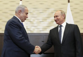 Raspravljaće o detaljima PLANA VIJEKA: Poznat datum sastanka dva lidera – Putina i Netanjahua