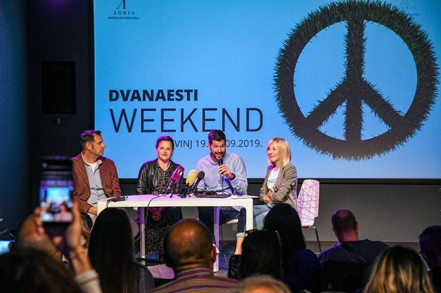 VIŠE OD 150 PREDAVAČA I PANELISTA Predstavljen program 12. Weekend Media Festivala
