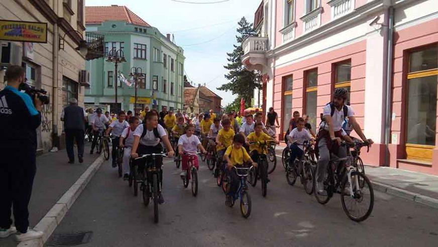 OSMA PO REDU Održana tradicionalna godišnja biciklijada