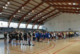 Na međunarodnom turniru u Brčkom 300 mladih rukometaša