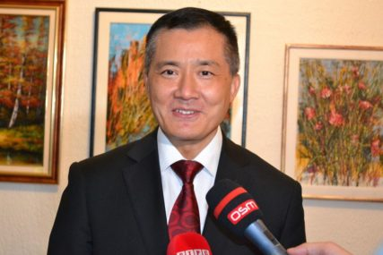 Đi Ping: Očekujem da će BiH i Kina iskorisititi potencijal saradnje