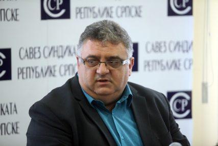 """""""Imali smo ZNAČAJNE REZULTATE"""" Dragan Gnjatić ponovo predsjednik sindikata obrazovanja"""