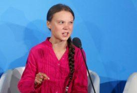 """""""NEMAMO NIKAKAV INTERES"""" Greta Tunberg podnijela prijavu o zaštiti imena i pokreta"""