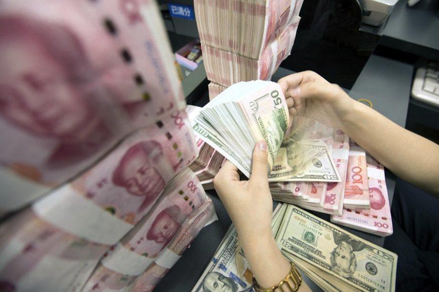 POSLJEDICA PADA POTRAŽNJE Privredni rast Kine usporen na šest odsto
