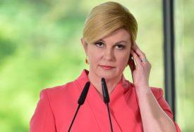 Kitarović: Srbija od mene neće dobiti zeleno svjetlo za EU