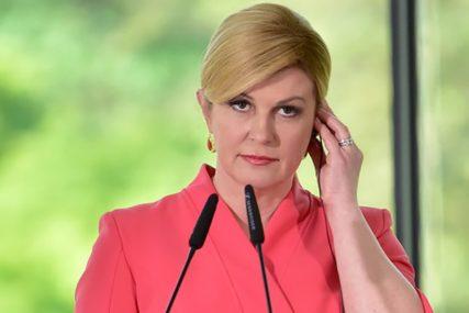 """""""VIKTORIJA ZA KOLINDU"""" Žena osuđena za TERORIZAM podržala Kitarovićevu (VIDEO)"""