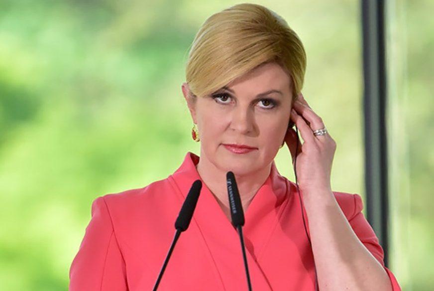 NOVI GAF Kitarovićeva rekla da je 1998. vodila djecu u Vukovar, a tada nisu bila rođena