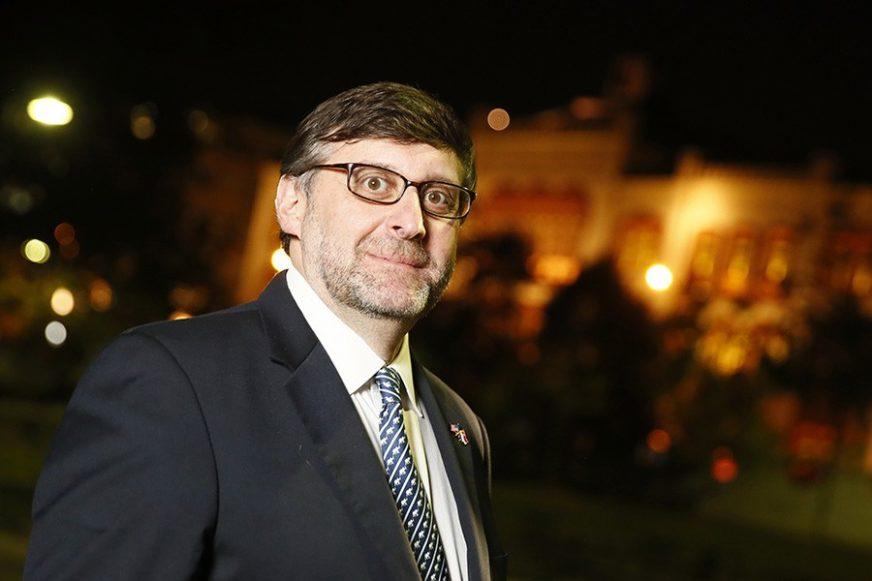 PRVO, PA DEJTON Palmerova izjava o evoluciji uređenja BiH USTALASALA POLITIČKU SCENU