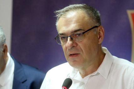 """""""DAJTE JEDNOM GLAS RAZUMA"""" Miličević poručio da su nove mjere republičkog štaba konfuzne i nedosljedne"""