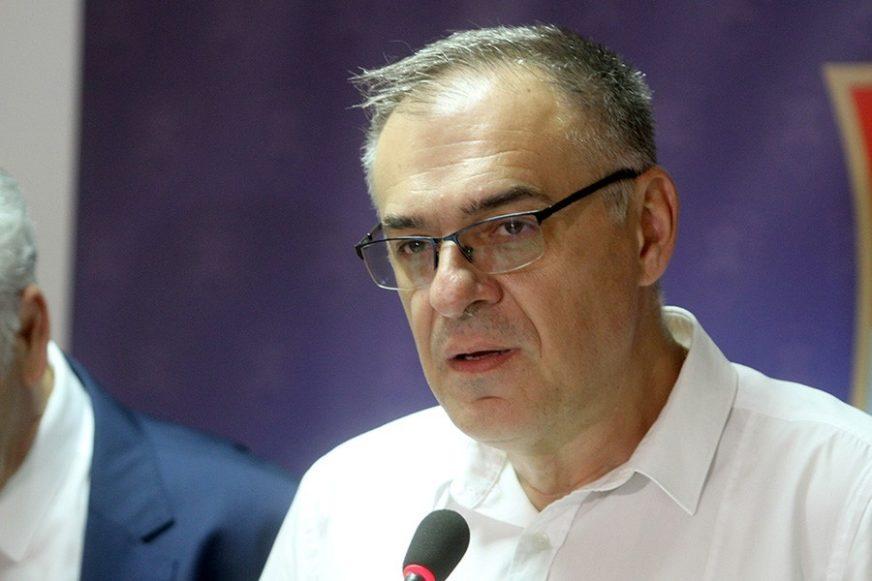 """Miličević podržao Stanivukovića """"Režim želi da predstavi nesposobnog gradonačelnika"""""""