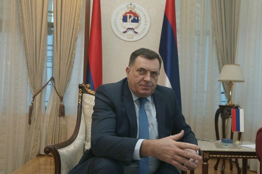 """DODIK ZA SRPSKAINFO """"Crna Gora se neće stabilizovati dok ne riješi pitanje Srba"""""""