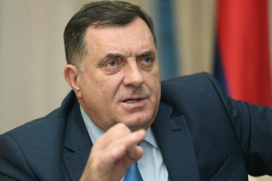 ODGOVOR I NA DEKLARACIJU SDA Dodik: Posebna sjednica početkom novembra
