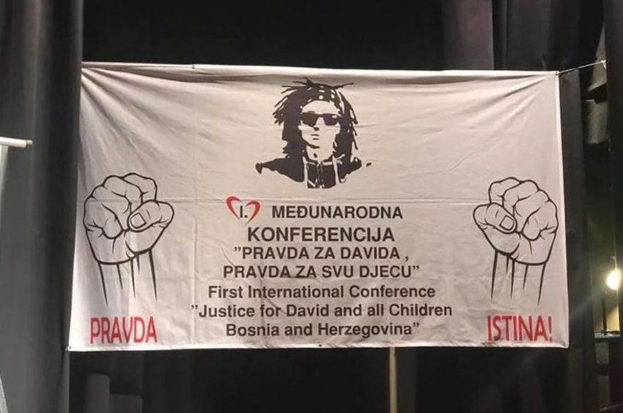 """""""PRAVDA ZA DAVIDA I SVU DJECU"""" Pravdaši krenuli u Beč na međunarodnu konferenciju"""