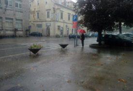 PRVOG DANA VIKENDA OSTANITE U KUĆAMA Sutra se očekuje oblačno vrijeme sa kišom