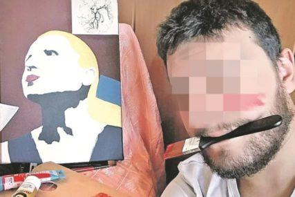 IKONOPISCU PRIJETI DO 40 GODINA ROBIJE Optužen da je 26 puta izbo baku, pa je dokrajčio čekićem