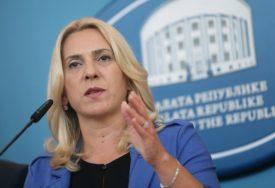 ZADOVOLJNA Željka Cvijanović: Srpska stabilna i pored problema