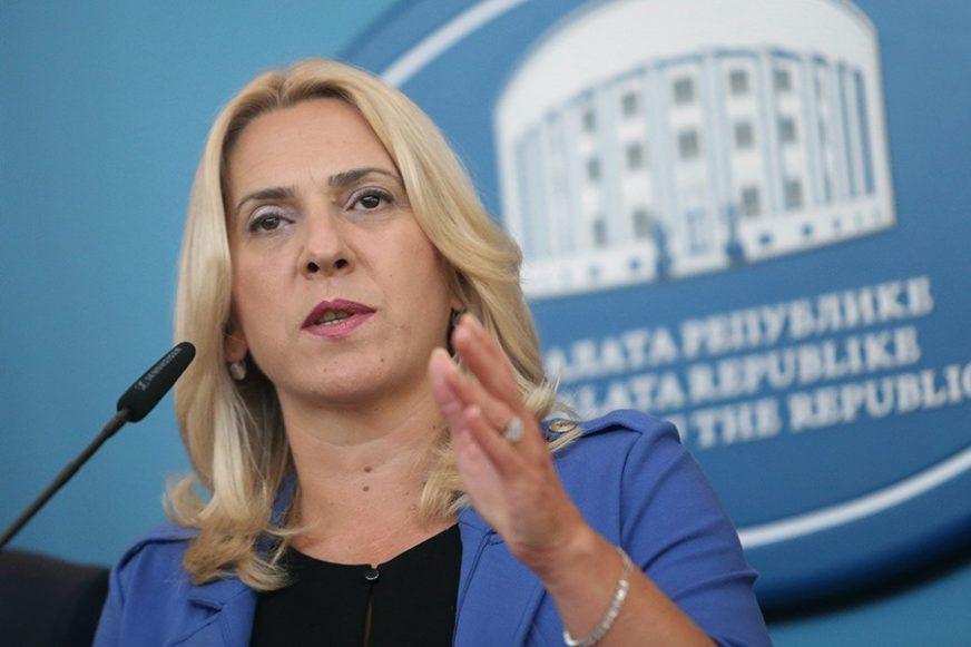 SRPSKAINFO SAZNAJE Željka Cvijanović na čelu grupe za izradu prijedloga POLITIKE POVEĆANJA PLATA