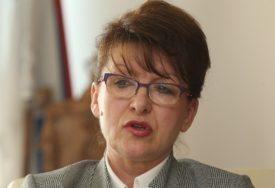 """""""Mi smo samo dali preporuke"""" Vidovićeva poručila da budžetski deficit ne može biti veći od tri odsto BDP"""