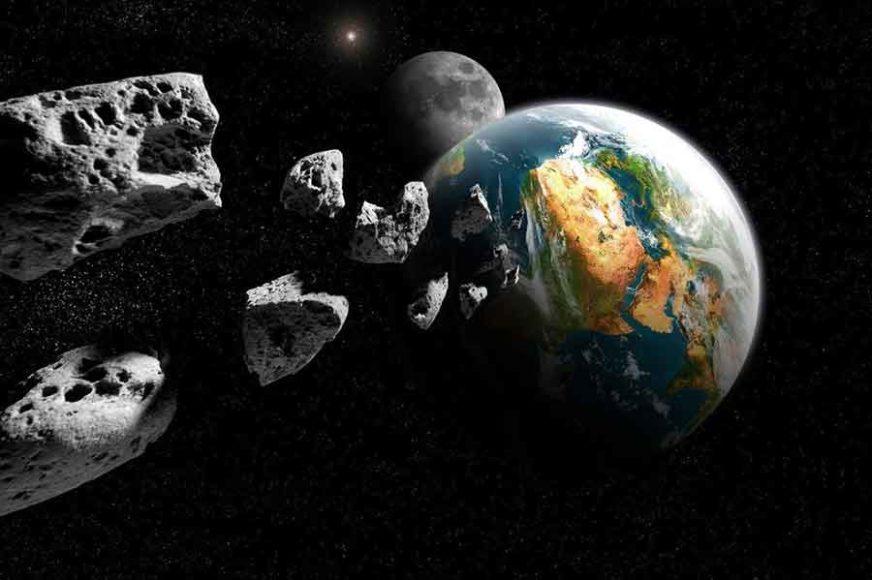 SPREMITE SE, STIŽU STIJENE Dva velika asteroida proletjeće večeras PORED ZEMLJE