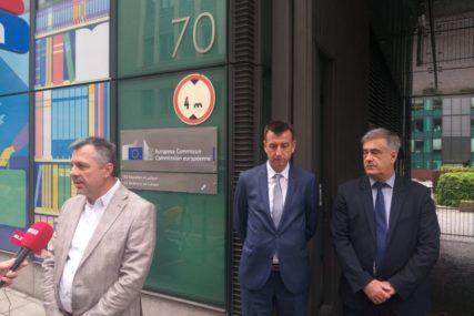 """""""OČEKUJEMO NAJBOLJE"""" Radojičić nakon prezentacije banjalučke kandidature za EPK (FOTO)"""