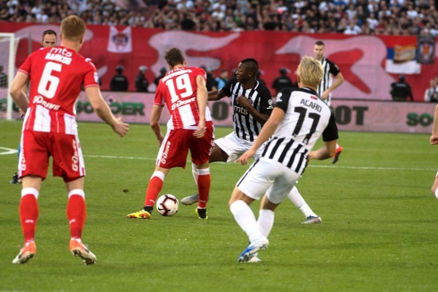 Partizan najavio tužbu protiv čelnika Zvezde