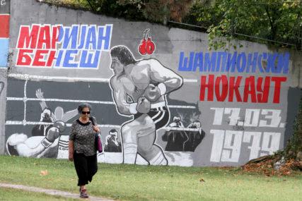 Sjećanje na šampiona: Marijan Beneš dobija svoje mjesto u gradu