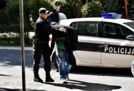 DRAMATIČNA POTJERA KOD SARAJEVA Policajci uz pomoć mještana uhvatili pljačkaša