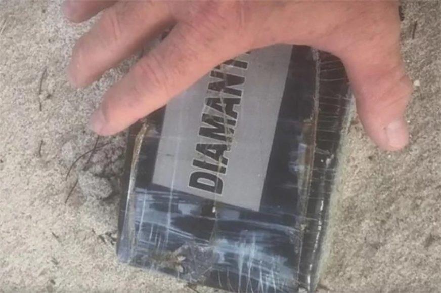 """MISTERIOZNI PAKETI Nakon udara uragana """"Dorijan"""" na plažama pronađeno 26 KILOGRAMA KOKAINA"""