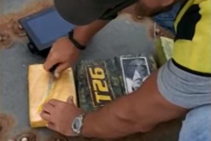 DROGU KRILI MEĐU BANANAMA Policija oduzela preko dvije tone kokaina, VRTOGLAVE CIFRE VRIJEDNOSTI