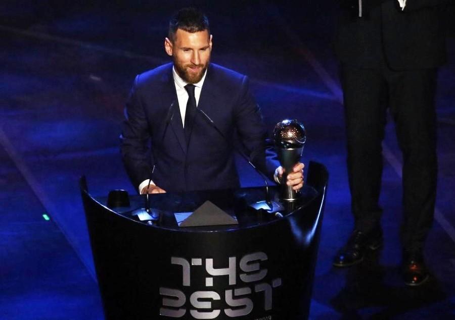 IZBOR FIFA-e: Lionel Messi je najbolji nogometaš svijeta