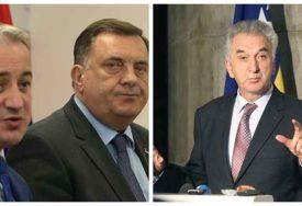 SRPSKAINFO SAZNAJE Dodik, Šarović i Borenović se sastali u Laktašima, a OVO JE RAZLOG