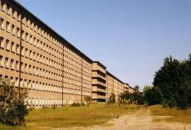 Hitlerov kompleks koji nikad nije otvoren pretvoren u TURISTIČKU ATRAKCIJU