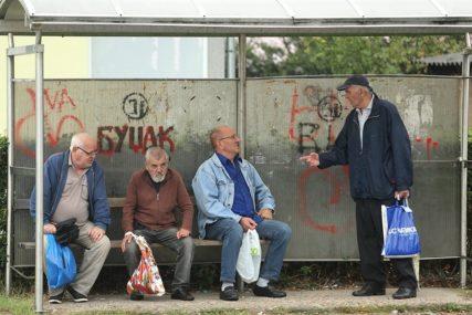 UPLAĆENO 585 MILIONA MARAKA U Srpskoj do sada najveći broj penzijskih osiguranika
