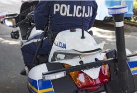 IGNORISAO BUKVALNO SVE NAREDBE Mladić iz BiH kontra smjerom bježao od hrvatske policije