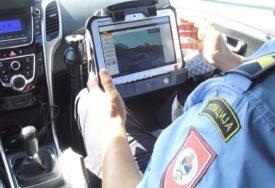 VOZAČI, SMANJITE GAS! Presretač na području Prijedora kontroliše brzinu do 8. oktobra