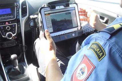 VOZAČI OPREZ Na putevima presretači i svi mobilni radarski sistemi