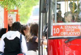 """Prevoznicima subvencije nisu dovoljne """"Korona ispraznila autobuse i povećala troškove"""""""