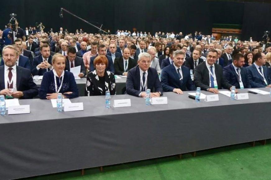 SDA USVOJILA PROVOKATIVNU REZOLUCIJU BiH kao republika sa tri nivoa vlasti