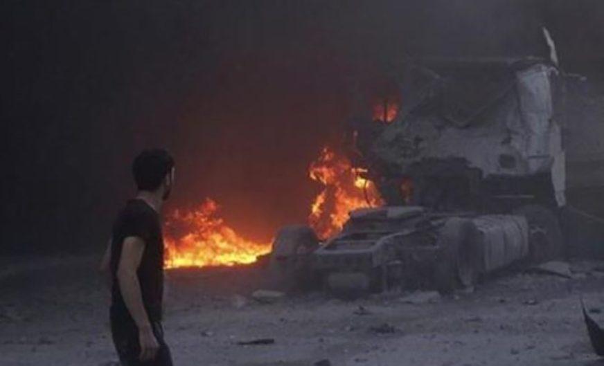 EKSPLOZIJA U SIRIJI U bombaškom napadu kod granice sa Turskom OSAM ŽRTAVA