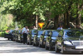 NEKOM LIMUZINE, NEKOM NOVA KANCELARIJA Parlament BiH nabavlja nova vozila, evo i kome